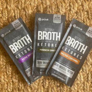 Better Broth 3 pack taste test