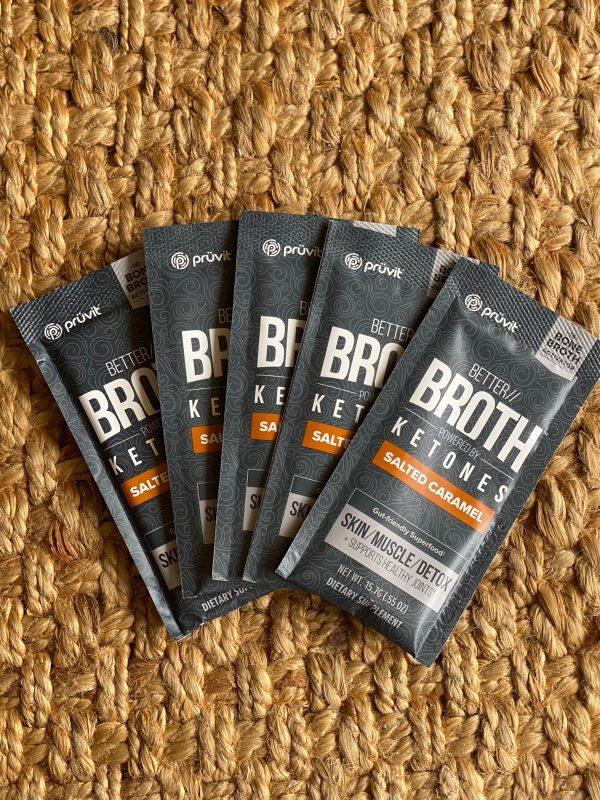 Better Broth - Salted Caramel 5 pack