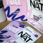 NEW Cotton Candy 5 Pack