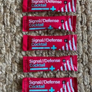 5 Pack Signal Defense Cocktail