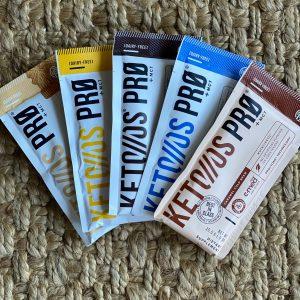 Keto Pro 5 Pack Taster